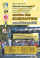 flyer kaesnappers 2015